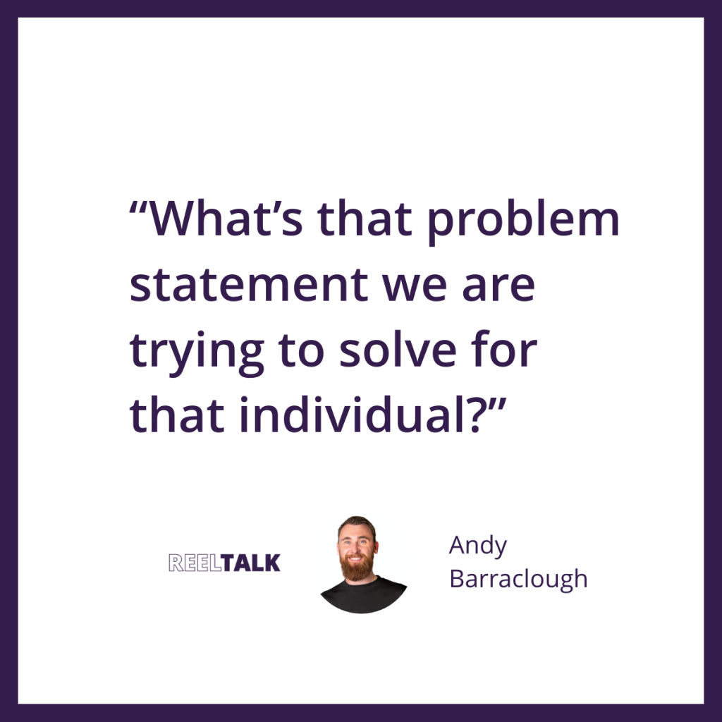 What problem is being solved for the customer